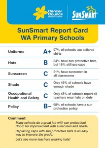 2017-11-08 SunSmart Primary School report card