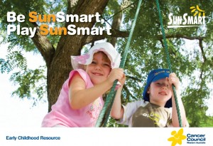 Be SunSmart Play SunSmart cover
